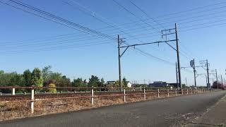 名鉄6500系 6512F 神宮前行き 普通 上丸渕停車