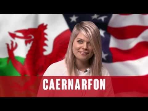 An American tries to pronounce Welsh place names