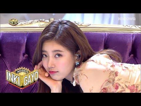 Suzy - Holiday [Inkigayo Ep 944]