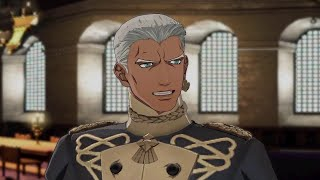 Fire Emblem: Three Houses - Welcome to the Blue Lion House Trailer