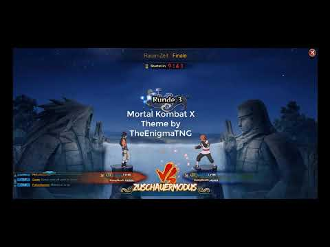 Naruto Online 4.0 Germany Space Time Finals Energy VS Millienia Full Match