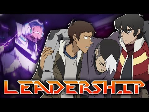 SHIRO'S TRUST IN LANCE AND KEITH | Voltron: Legendary Defender Theory/Analysis