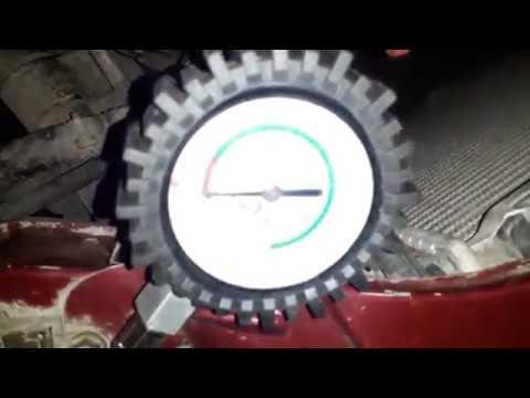 Замеряем давление масла Мерседес ОМ612 мотор. (W210.1999г)