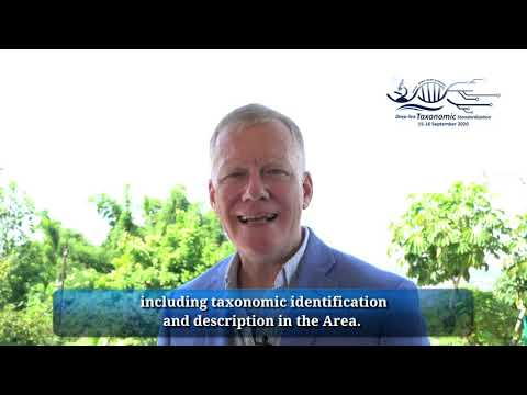Secretary General of the International Seabed Authority -Deep Sea Taxonomic Workshop