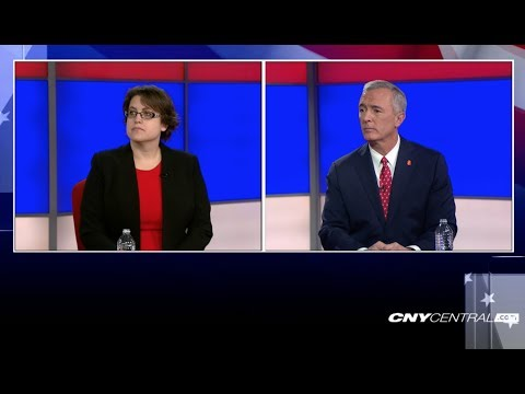Dana Balter rips John Katko over donors in 2nd debate; Katko: 'I can't be bought'