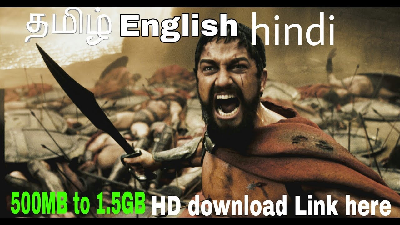 300 spartans movie download in english