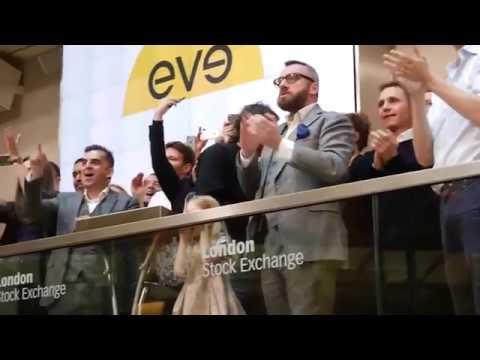 eve Sleep opens the London Stock Exchange