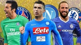 RONALDO AL NAPOLI e HIGUAIN AL CHELSEA! TOP 10 Possibili Trasferimenti Estivi Fifa 19