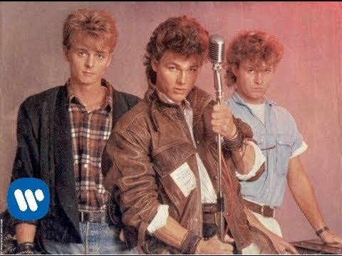 a-ha - There's Never A Forever Thing (Official Music Video)