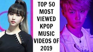 [TOP 50] MOST VIEWED KPOP MUSIC VIDEOS OF 2019 | September (Week 3)