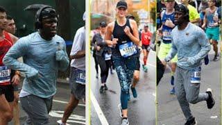 KEVIN HART RUNNING THE CHICAGO MARATHON  OCT 7, 2018