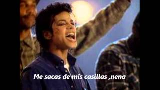 """The Way You Make Me Feel"" Michael Jackson Subtitulada al Español"