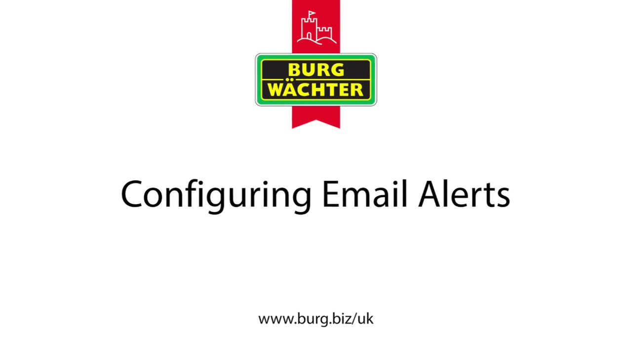 BurgCam WiFi Guide – Burg-Wächter UK on