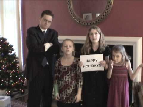Christmas is Ruined - Funny Christmas Song!