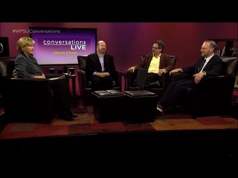 Conversations Live: Climate Change