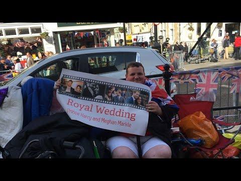Notre Europe : le Royal Wedding approche