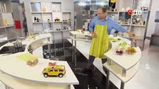 Как быстро сварить картофель и морковь для салата мастер-класс от шеф-повара / Илья Лазерсон