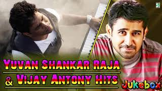 Download lagu Yuvan Shankar Raja and Vijay Antony Super Hit Audio Jukebox