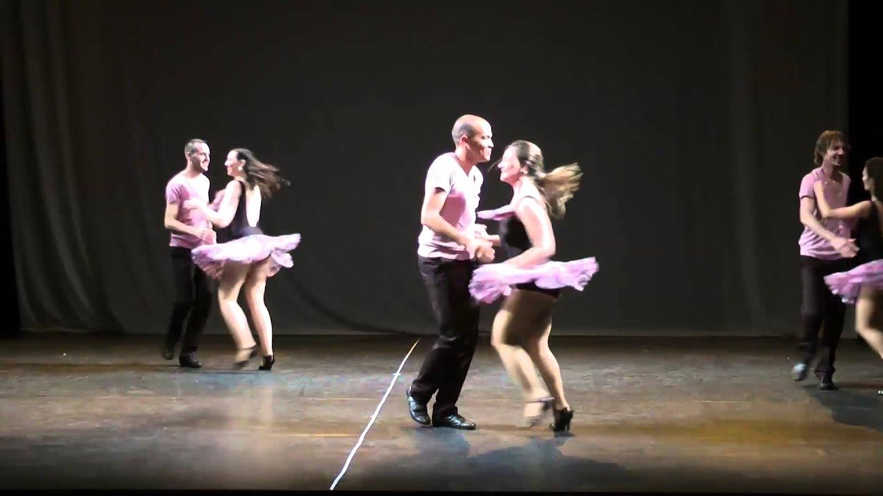 Spectacle de danse salsa les copains du rock et de la for Blog danse de salon