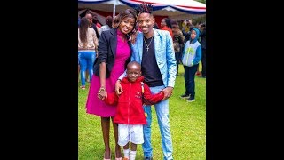 Erick Omondi and Jackie Maribe attends son\'s graduation ceremony | HOT TOPIC