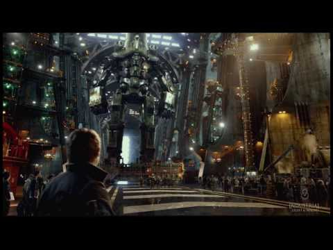 """Behind the Magic: Building Jaegers for """"Pacific Rim"""""""