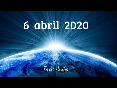 6  Abril 2020 -Tarot Anika