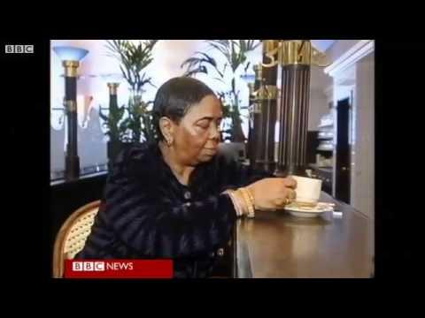 CapeVerdeVideo - BBC News - Cape Verde mourns singer Cesaria Evora