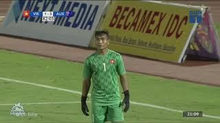 Highlights    Việt Nam - Australia   AFF U18 Next Media Cup 2019   BLV Quang Huy