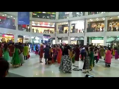 Dandiya in Bangalore @ Forum Mall 23rd Sep 2017