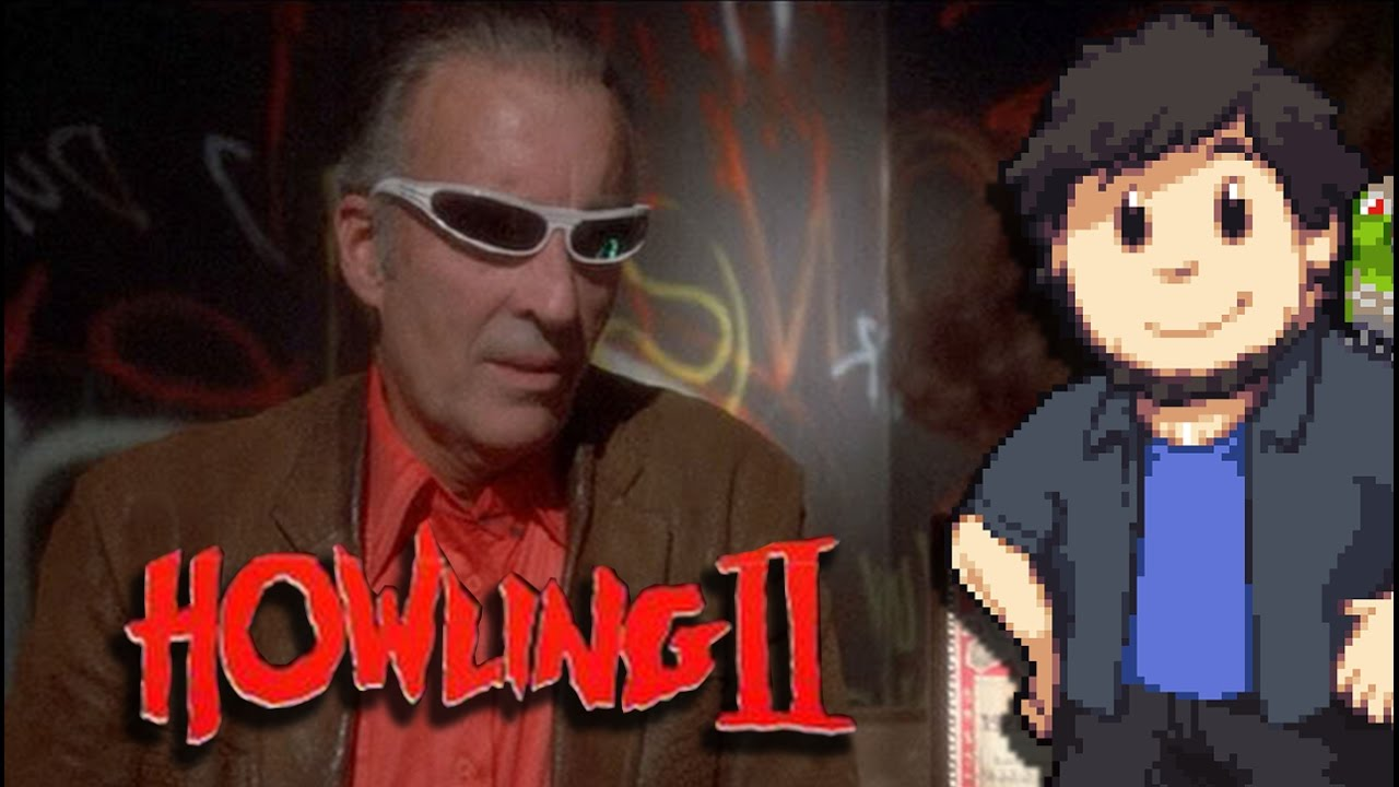 howling ii: your sister is a werewolf - jontron - youtube