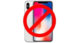 Apple iPhone X Being DISCONTINUED - Don't Buy The iPhone X