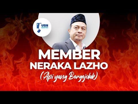 Member Neraka Lazho   KH. Bachtiar Nasir