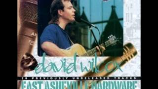 Watch David Wilcox You Should See The Way It Feels video