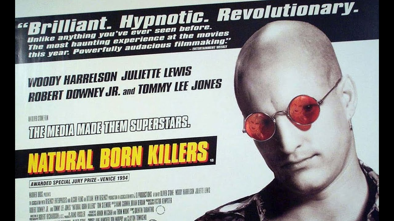 Movie Review Natural Born Killers