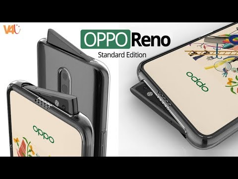Oppo Reno with 48MP Camera, SD 855, Official, Teaser, Release Date, Price, Features, Leaks, Trailer