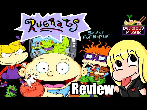Rugrats: The Search for Good Licensed Games (Review)