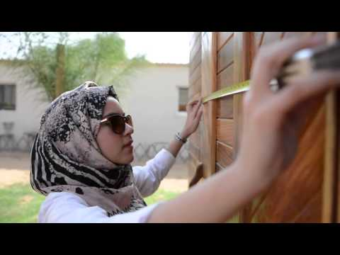 Senior Design Project Trailer | UAE | Sustainable & Renewable Energy