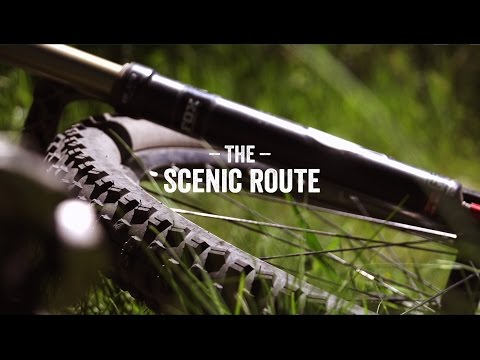 The Scenic Route - Mountain Biking in Sun Valley, Idaho