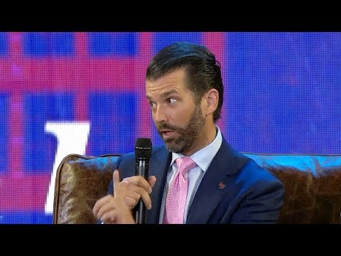 Donald Trump Jr. speaks at CPAC 2019: full speech