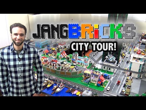 JANGBRiCKS LEGO City Walkthrough 2018