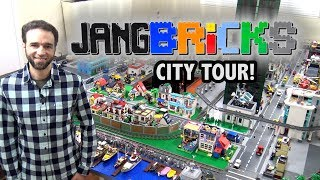 JANGBRiCKS LEGO City Walkthrough 2018