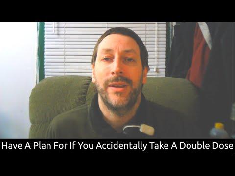Having A Plan For Your Prescription Pain Medications