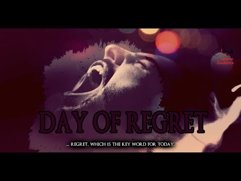 Regrets On Judgement Day
