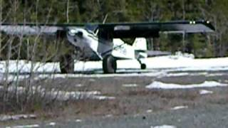 Mt Reversing Prop On Pa-18 Super Cub With Io-360