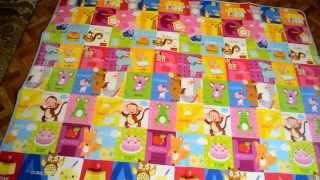 видео Развивающий игровой коврик для Вашего малыша | Украина без войны: информационно-аналитический портал