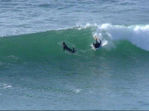 Surfer quiberon