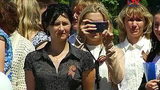 Акция «Мы помним», возложения венков и «Уроки мужества» проведены в Воронеже в День памяти и скорби