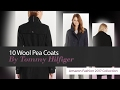 10 Wool Pea Coats By Tommy Hilfiger Amazon Fashion 2017 Collection