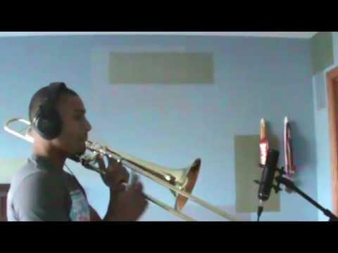Happy Trombone Cover