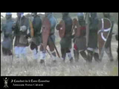 Taranto - 1067 - La grande Battaglia - The great battle of 11th Century